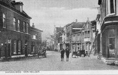 Den Helder Kanaalweg 1920