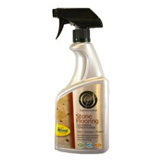 Supreme Surface Stone Flooring Cleaner and Conditioner with ioSeal.