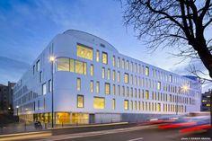 Positive Energy Building