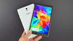"""Samsung Galaxy Tab S 8.4"""": Unboxing & Review"""