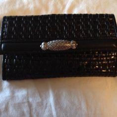 Brighton cross body wallet Love the versatility of a cross body wallet Brighton Accessories