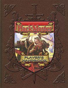 HackMaster Player's Handbook - on pre-order!
