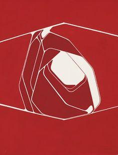 Ton coeur Artist: Pablo Palazuelo Completion Date: 1970 Style: Concretism Genre: abstract Art Concret, Concrete Art, Contemporary Abstract Art, Modern Art, Art Espagnole, Deco Paint, Art Brut, Plastic Art, Art Database