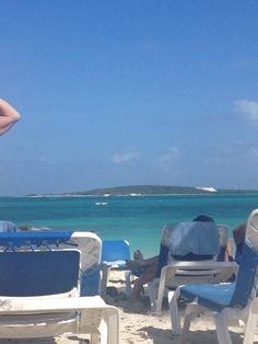 Cococay, Bahamas- Royal Caribbean's private island! Beautiful! So peaceful!