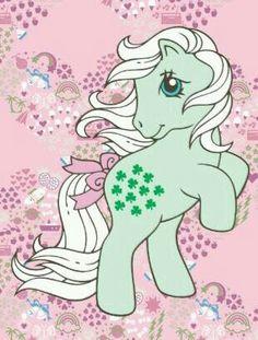 My little pony minty Vintage My Little Pony, My Little Pony Minty, Original My Little Pony, Childhood Toys, Childhood Memories, My Little Pony Tattoo, Mini Pony, Cartoon Gifs, Cultura Pop