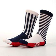 Fab.com | ODSX - Artfully Mismatched Unisex Socks $19.00