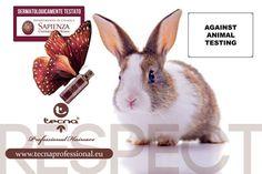 Tecna Against Animal Testing
