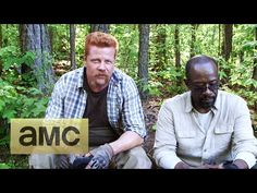 Greeting From Set: The Walking Dead: Season 6 - YouTube