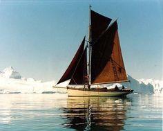 Resultado de imagen de sail cutter