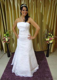 Pálma esküvői ruhánk