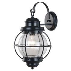 LOVE THIS..replaced our porch light last week with this in bronze...got it at lowes for less than $30