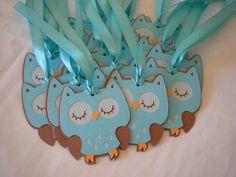 Favor tags...love my cricut...