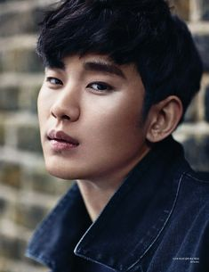 Elle Spreads Of Kim Soo Hyun From The January 2015 Issue
