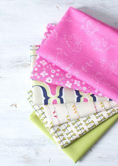 Joy Fat Quarter Bundle at Bloomerie Fabrics