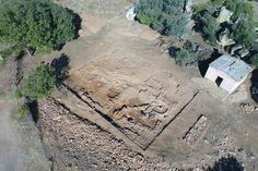 ALMADÉN, LA IGLESIA VISIGODA DEL PILAR DE LA LEGUA (s. VII) - Almadén y sus Rincones