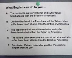What English can you do to you - http://jokideo.com/what-english-can-you-do-to-you/