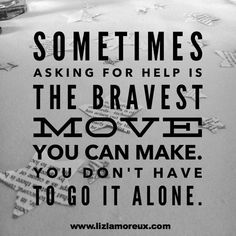 Reaching out to give you this reminder: You aren't alone over there.