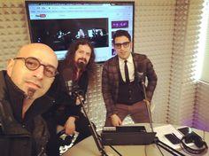 #TRM #radiomed #palermo #Vincenzocanzone #danieledavì live ora #artewiva #artewivamusicpromotion