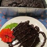 You won't believe there is zucchini in this moist 3 - ingredient chocolate cake! Chocolate Zucchini Cake ~ 1 box chocolate cake mix, 3 grated medium zukes, 3 eggs, bake in oiled pan at 350 F Healthy Desserts, Just Desserts, Delicious Desserts, Dessert Recipes, Yummy Food, Yummy Treats, Sweet Treats, Zucchini Cake, Grilled Zucchini
