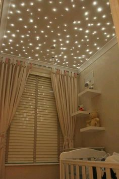 My babies will have lights like this.