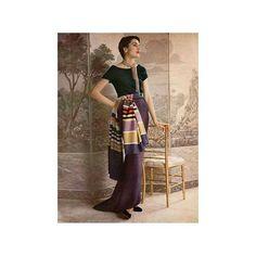 A elegância inglesa sempre esteve presente na vida de Maxime de la Falaise (1922 – 2009): cabelos morenos e curtos, traços femininos e delicados e pele clara, ela era brilhante. Sua profissão? Criar estilos! Trabalhou como modelo, atriz, chef, designer de roupas e de interiores, por mais de 40 anos foi copiada em tudo que fazia. Excêntrica e cheia de estilo, estava sempre impecável. Trabalhou para Elsa Schiaparelli, Chloé e Gerard Pipart, além de ter uma coluna sobre receitas na Vogue…