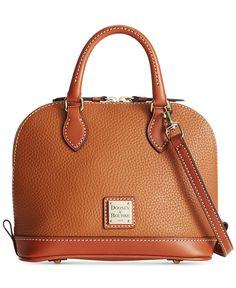 Dooney & Bourke Pebble Bitsy Bag - Dooney & Bourke - Handbags & Accessories - Macy's
