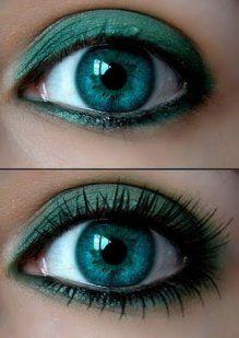 Eyeshadow for Brown Eyes | Te enseñamos paso a paso como poner fácilmente pestañas postizas a ...