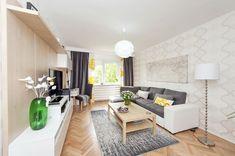 Apartament de 58 metri patrati modern amenajat in Targu Mures- Inspiratie in amenajarea casei - www.povesteacasei.ro