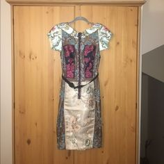 Byron Lars Dress Beautiful dress! Anthropologie Dresses Midi