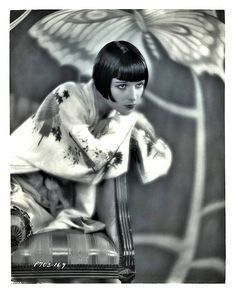 Louise Brooks 1927 Louise Brooks