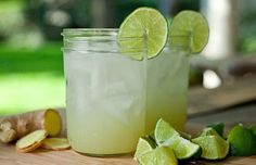 If you're wanting to relieve chronic inflammation, get rid of migraines and sore achey joints, then this ginger limeade recipe is just what you need. The main ingredient in this ginger limeade recipe is of course, the ginger. Ginger contains anti-inflammatory compounds called ginger's, which offer free radical protection and inhibit nitric oxide production. Normally,