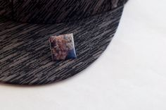 CHERRY PIE Weed Resin Hat Pin  ft. Original by RosstaCreations