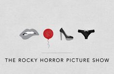 Rocky Horror Picture Show Icons Art Print
