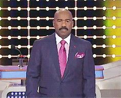 "The 22 Best Reactions From Steve Harvey On ""Family Feud"""