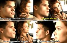 Teen Wolf - Aiden and Lydia Teen Wolf Twins, Teen Wolf Mtv, Teen Wolf Funny, Teen Tv, Teen Wolf Cast, Teen Wolf Tumblr, Teen Wolf Quotes, Teen Wolf Memes, Carver Twins
