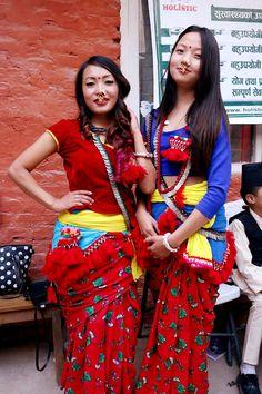 Sunuwar girl, People, Mukhiya, Koich