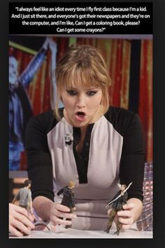 Funny pictures about Jennifer Lawrence on being an adult. Oh, and cool pics about Jennifer Lawrence on being an adult. Also, Jennifer Lawrence on being an adult. Hunger Games Cast, Hunger Games Humor, Hunger Games Trilogy, Jennifer Lawrence Quotes, Jennifer Laurence, Tribute Von Panem, Funny Memes, Hilarious, Catching Fire
