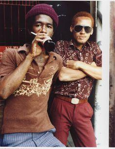a history of the rise of jamaican music Reggae, rastafari, and the rhetoric of social rastafari, and the rhetoric of social controltraces the history and rise of reggae and the story of how an island.