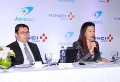 Revista El Cañero: Aerodom presenta a su nuevo accionista VINCI Airpo...