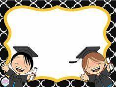 فريمات للتصميم سكرابز شهادات تخرج للتصميم عليها2018 تصميم شهادات جاهزه لابداعاتكم Kindergarten Graduation School Certificates Preschool Graduation