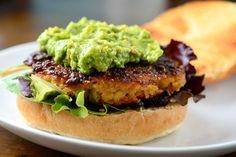 Pico de Gallo Quinoa Burgers | Tasty Kitchen: A Happy Recipe Community!