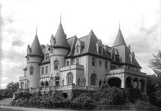 Northfield Chateau. Northfield, MA