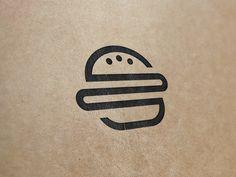 Logo / Burger + Books