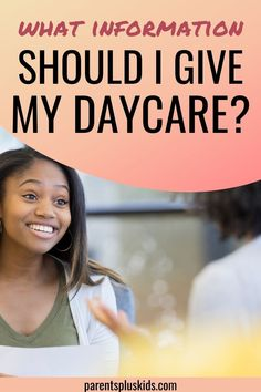We're going to talk about the information you should give to your child's daycare provider in this article. #childcare #parenting #daycare Toddler Daycare, Developmental Delays, Pregnancy Information, Mental Health Disorders, Nursery School, Bedtime Routine, Medical History, Phobias, Special Needs