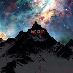 We suip. #colouredpoetry