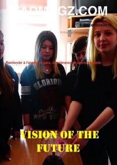 """Votez Gd Prix Madmagz #GPMZ2015 """"Vision of the Future"""" Lycée Condorcet #Oise @acamiens"""