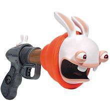 Nickelodeon Rabbids Invasion Plunger Blaster - Series 2