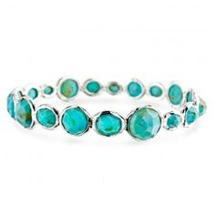 Ippolita: Gelato Bangle in Turquoise