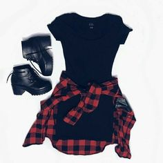Vandressa ribeiro look - inspired Girls Fashion Clothes, Teen Fashion Outfits, Edgy Outfits, Swag Outfits, Mode Outfits, Retro Outfits, Cute Casual Outfits, Grunge Outfits, Outfits For Teens