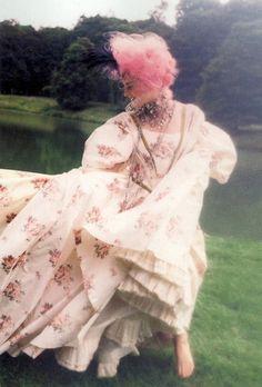 John Galliano for Christian Dior #rococco return